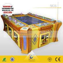 IGS fishing game machine with best quality cabinet casino video game pcb board with ICT