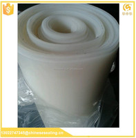 Silica gel high flame retardant plate Anti ageing Non slip rubber mat