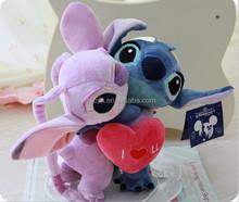 Stitch plush toy Lilo & Stitch stuffed toy