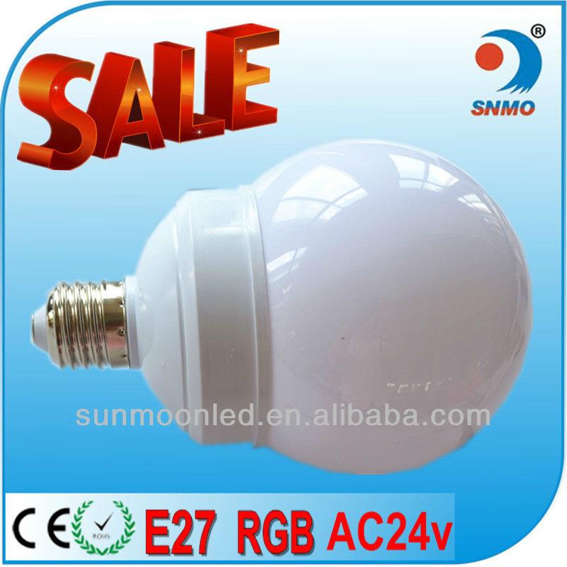 changing party light decoration led lamp 2w big bulb christmas lights. Black Bedroom Furniture Sets. Home Design Ideas