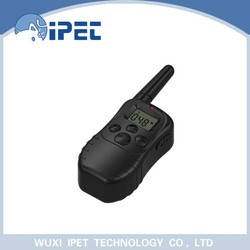 Hot Selling Wholesale Shock Remote Dog Training Rechargeable and Waterproof Dog Training Collar 2015 Newly High Quality