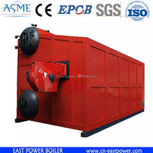 According to customer needs 20 Ton Diesel Gas Steam Boiler
