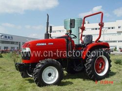 EEC approved tractor 35HP 4WD - offer COC report