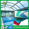 solar pool cover polycarbonate sheet