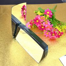 decorative wall mirror glass tile # (ZOF-3844)