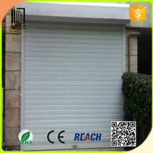 plantation shutters/modern used exterior rolling garage door/electric accordion shutter