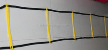 Cheap selling !Speed agility ladder , step hurdles, fitness ladders