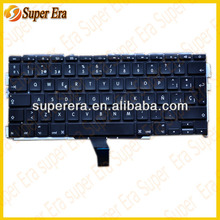 spanish layout laptop keyboard for macbook air a1370 wholesale brand new