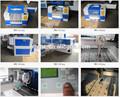 Laser máquina de corte para vidro temperado, tela de proteção da máquina, vidro temperado para o telefone móvel