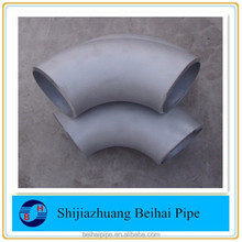 High quality 4 inch stainless steel pipe elbow 304l