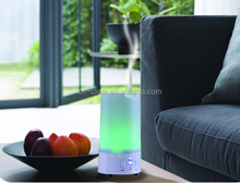 Air aroma diffuser without the installation limit of water supply