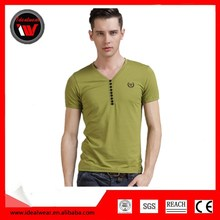 New arrival plain t shirt, v neck t shirts manufacturer bangladesh