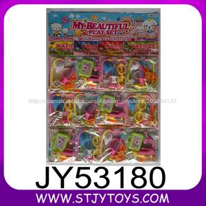 Pretender jugar al mini juguete médico médico establecido de plástico para los niños