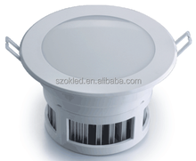 9 W High Power RGB LED Down Light With Free IR Remote Control (Size-113 *70mm; Cut hole 100mm)