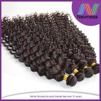 ombre color Newness hair virgin asian hair weave s7 hair
