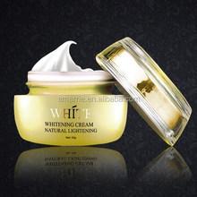 Hot Selling Cosmetics Skin Care Herbal Extract Effectively Brightening Aqua Whitening Best Black Skin Whitening Cream