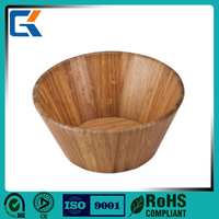 Wholesale elegant small Wooden bowl for children use