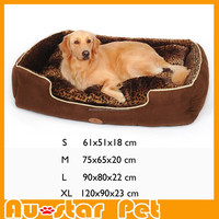 2015 Newest High Quality Hot Sales Luxury Big Dog Bed Disposable Pet mat Pet Bed for Large Dog