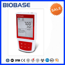 Automatic Temperature Compensation (ATC) PH220 Portable pH/ORP/Ion Meter with large LCD and a standard BNC connecter
