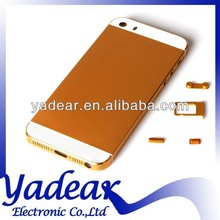 China alibaba wholesale for iphone 5s high copy back cover