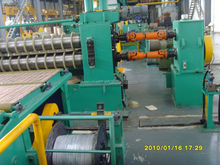 hydraulic stainless steel coil slitting machine line