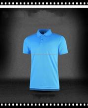 Color Custom Football Uniforms Man's Blank Polo T-shirt
