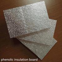 HVAC Duct panel with material of PU PIR Phenolic foam