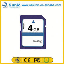 Factory supply new product original full capacity 1gb-128gb sd card 64 gb