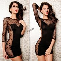Women Sexy hot Babydoll Lingerie mature sexy nightgown