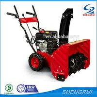 Hot Sale gasoline blower/snow machine/snow thrower