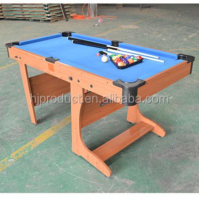 4ft snooker spel tafel voor de kinderen gebruik snooker en - Biljarttafel ontwerp ...