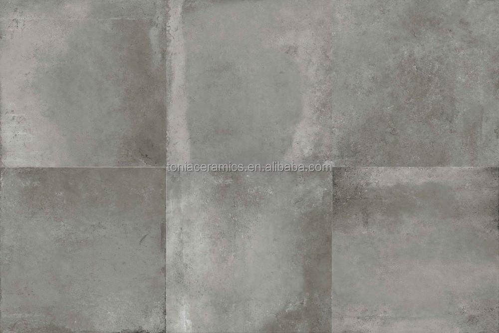 Nieuw product matte afwerking porselein verglaasde tegel for Matte tegels