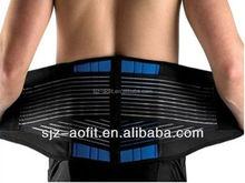 Neoprene Lumbar Support Lower Back Belt Brace Pain Relief As Seen On TV