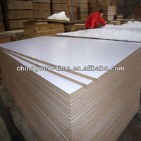 melmaine mdf 20mm for furniture