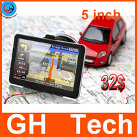 5 inch Navig gps navigator with Map America UK GR GE FR BR In