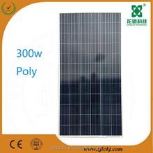 300w poly soalr panel large solar panel 300w high conversion efficiency solar panel