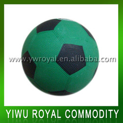 Mini Size 2 Mouded Promotional Rubber Soccer Ball