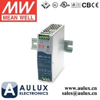 Meanwell SDR-120-24 120W 24V Power Supply Industrial DIN Rail Power Supply with PFC Function