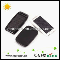 Promotional items solar powered lamp and charger for iphone and most other smartphones/1200mA,CE/FCC/ROHS