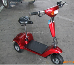 Sales promotion electric mobility scooter 3 wheel