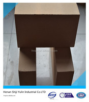 Standard Dimensions Refractory Fire Clay Bricks Used In All Types of Furnaces