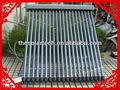 Plana colector solar& calentador de agua solar colector