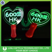 Acrylic Light Stick Concert Fan Gift