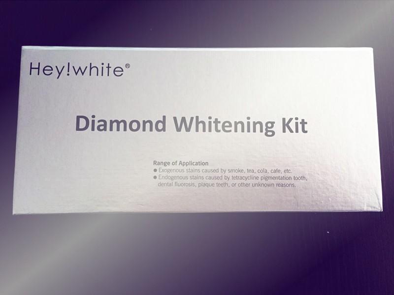 teeth whitening home kit