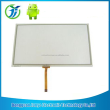 Customized 1 year warranty transparent capacitive touch panel for raspberry pi