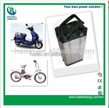 Factory directly selling CE,RoHS standard high capacity li ion ebike battery pack