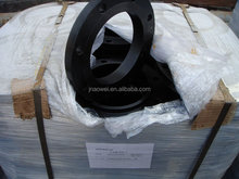 Manufacturers selling----carbon steel forging black floor flange from JINan AOWEI