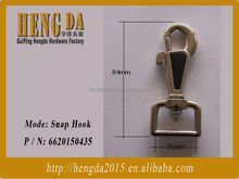 Large bag parts accessories square snap hook