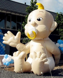 Giant inflatable man/baby modle/advertising promotion