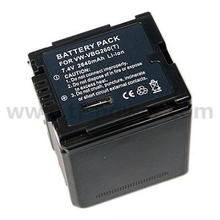Video Camera/camcorder Battery for PAN VW-VBG260T